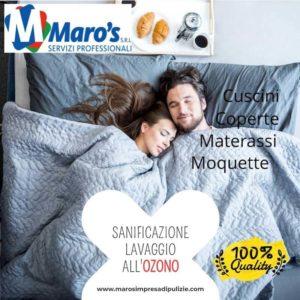 Read more about the article Pulizia della moquette con il sistema dell'ozono