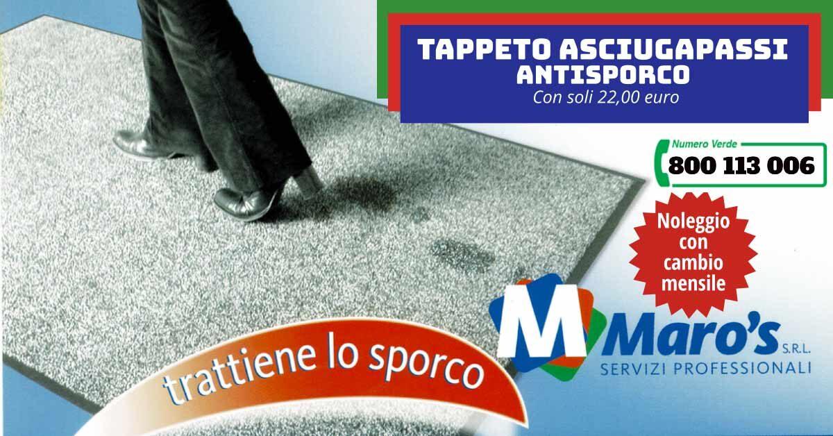 Read more about the article Tappeto Asciugapassi